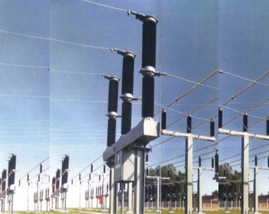 LW48-126/T3150-40 Self-energizing SF6 Circuit Breaker