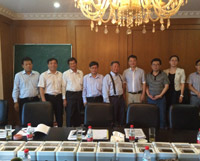 Cooperate to Build Factory In Thailand