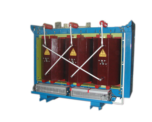Dry type amorphous alloy iron core distribution transformer
