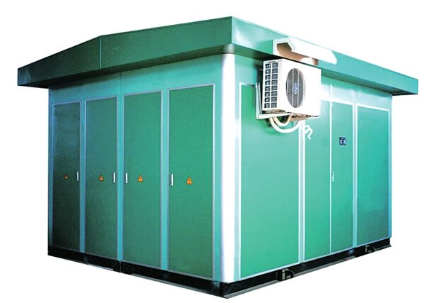 YB Type Prefabricated Substation