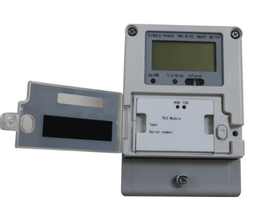 How does electric energy meter works?