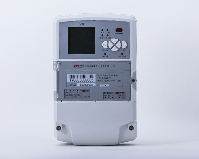 Prepayment Single-phase Smart Electricity Meter